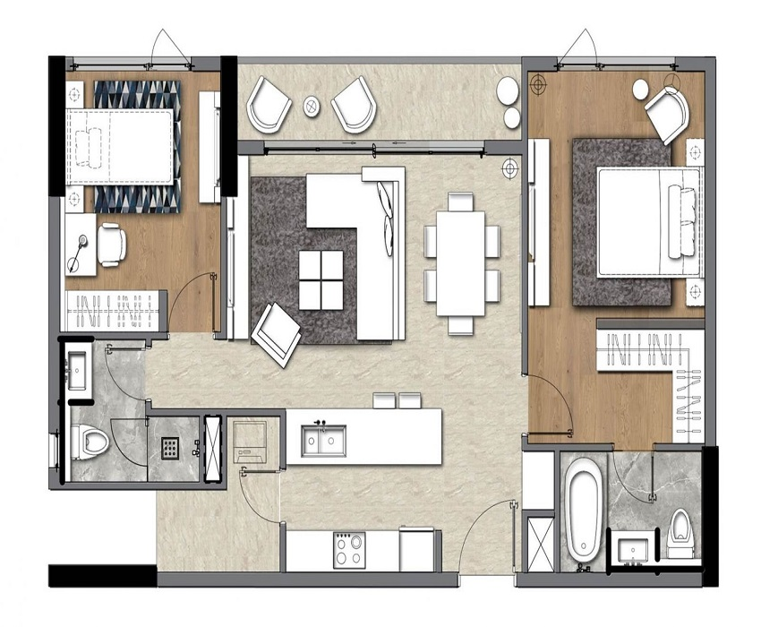 calla apartment can2pn